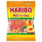 Haribo Pfirsiche Jelly with Peach Flavor 100g