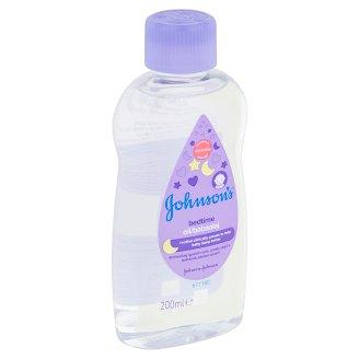 Johnson's Bedtime Baby Oil for Good Sleeping 200ml