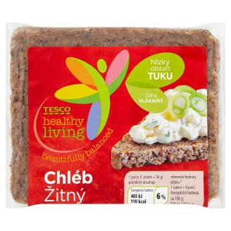Tesco Healthy Living Rye Bread 500g
