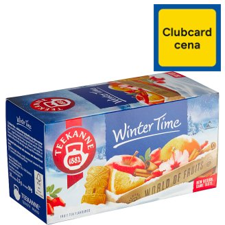 TEEKANNE Winter Time, World of Fruits, 20 sáčků, 50g