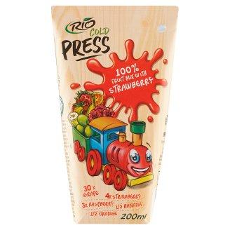 RIO FRESH Ovocný mix s jahodami 200ml