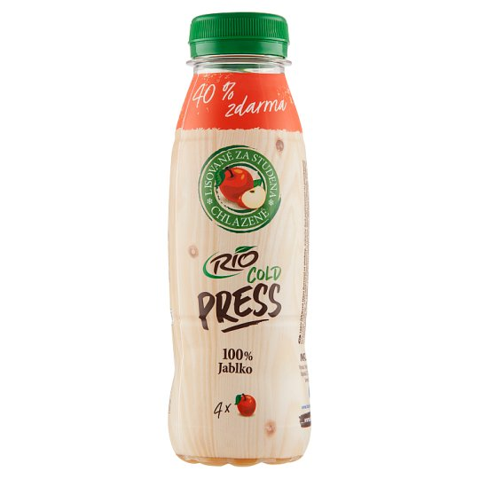 RIO FRESH 100% Juice Chilled Apple 330ml