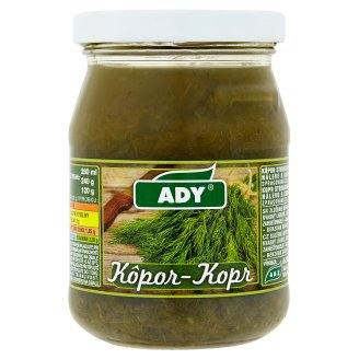 Ady Dill Pickled in Sweet and Sour Brine 240g