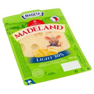 Madeta Madeland Light Slices 100g