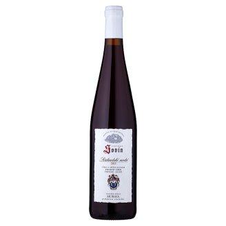 Sovín Rulandské modré víno s přívlastkem pozdní sběr červené suché 0,75l