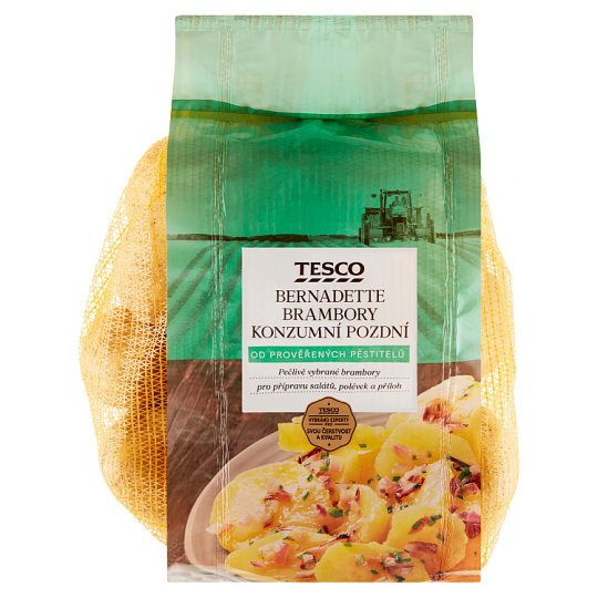 Tesco Bernadette Potatoes Consumer Late 2.5kg