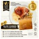 Resto Menu Sous Vide Pomalu vařené vepřové koleno s tradiční chutí