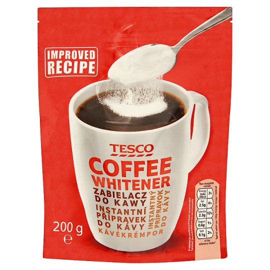 Tesco Coffee Whitener 200g