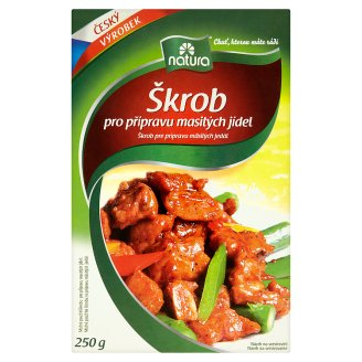 Natura Starch for Meat Foods Preparation 250g