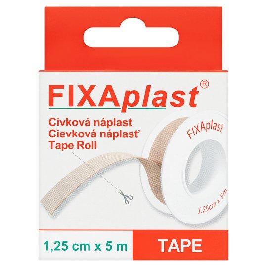 Fixaplast Tape Roll 1.25 cm x 5 m