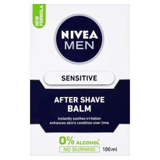 image 1 of Nivea Men Sensitive After Shave Balm 100ml