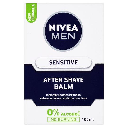 image 1 of Nivea Men Sensitive After Shave Balm 100ml