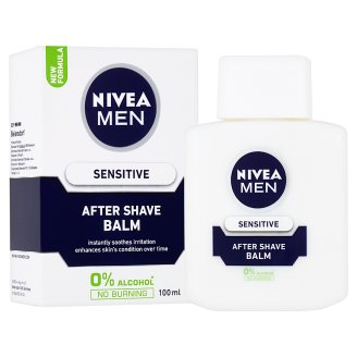 image 2 of Nivea Men Sensitive After Shave Balm 100ml