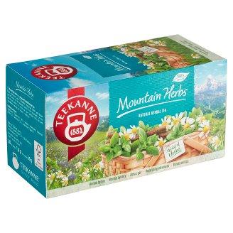 TEEKANNE Horské byliny, Natural Herbal Tea, 20 sáčků, 36g