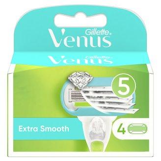 Gillette Venus Embrace Women's Razor Blades, 4 Pack