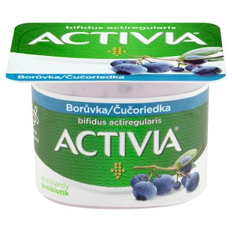 Danone Activia Blueberry 120g