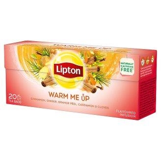 Lipton Ovocný aromatizovaný čaj Warm me Up 20 sáčků 32g