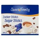 Sweet Family Fine Sugar Sticks 100 x 5g
