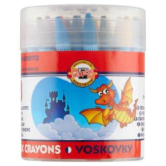 KOH-I-NOOR Wax Pastels 48 pcs
