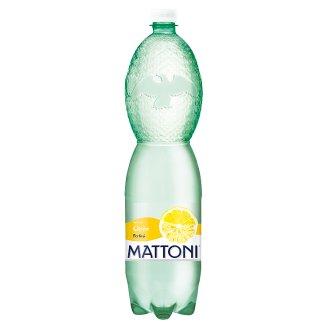 Mattoni Citron perlivá 1,5l