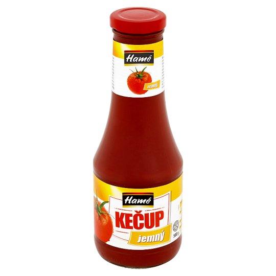 Hamé Ketchup Gentle 500g