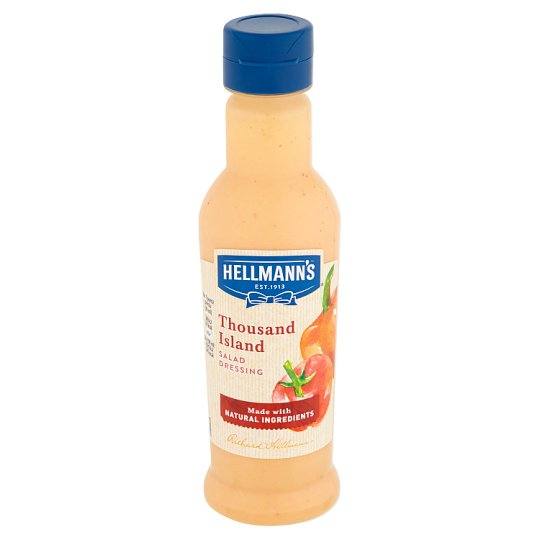 Hellmann's Dressing Thousand Islands 210ml
