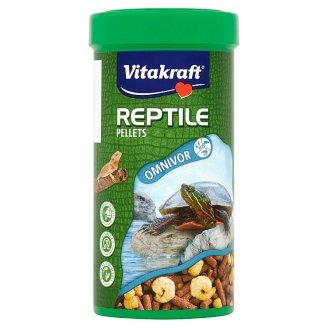 Vitakraft Vita Terra Krmivo pro mnoho druhů vodních želv a jiné všežravé plazy 100g