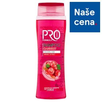 Tesco Pro Formula Šampon Cranberry 400ml