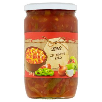 Tesco Stewed Vegetable 670g