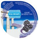 Elinas Yoghurt of Greek Type Blackberry 150g