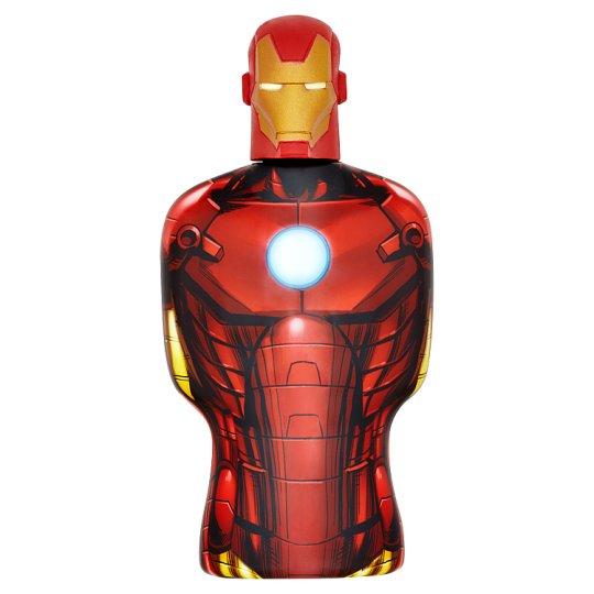 Iron Man - sprchový gel pro děti 350ml
