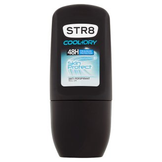STR8 Cool+dry anti perspirant roll-on 50ml