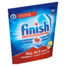 Finish Powerball All in 1 Max Lemon Dishwasher Tablets 50 pcs 815g