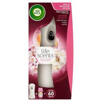 Air Wick Life Scents Freshmatic difuzér a náplň do osvěžovače vzduchu radostné léto 250ml