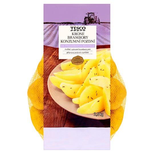 Tesco Krone Potatoes Consumer Late 2.5kg