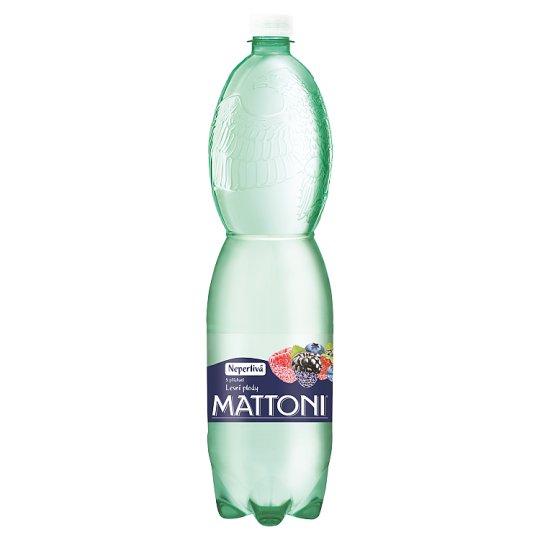Mattoni Lesní plody neperlivá 1,5l