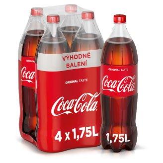 Coca Cola Original 4 x 1,75l