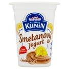 Mlékárna Kunín Čokobanánek smetanový jogurt 150g