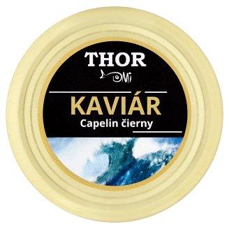 Thor Kaviár Capelin černý 50g