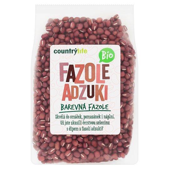 Country Life Bio fazole adzuki 500g