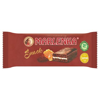 Marlenka Snack Cocoa Honey 50g