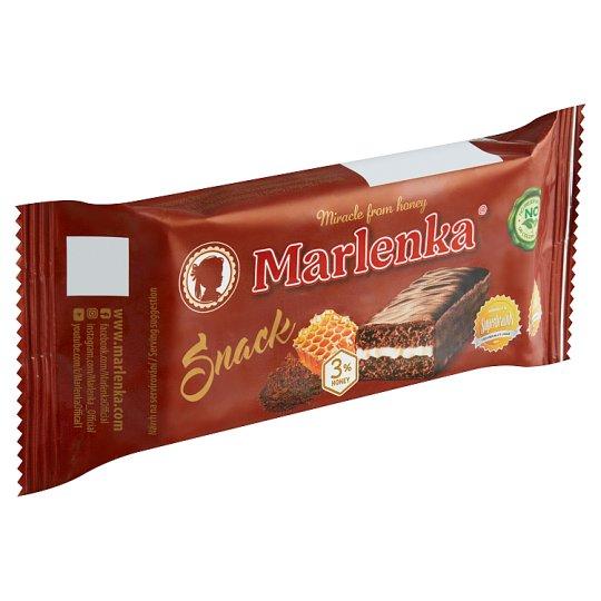 Marlenka Snack kakaový medový 50g