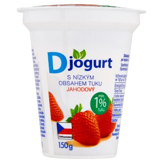 D Yogurt Strawberry 150g