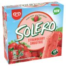 Solero Smoothie Strawberry Fruit Ice Cream 6 x 55ml