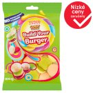 Tesco Candy Carnival Build Your Burger Jelly with Fruity Flavours 100g