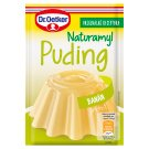 Dr. Oetker Naturamyl Pudding with Banana Flavour 37g
