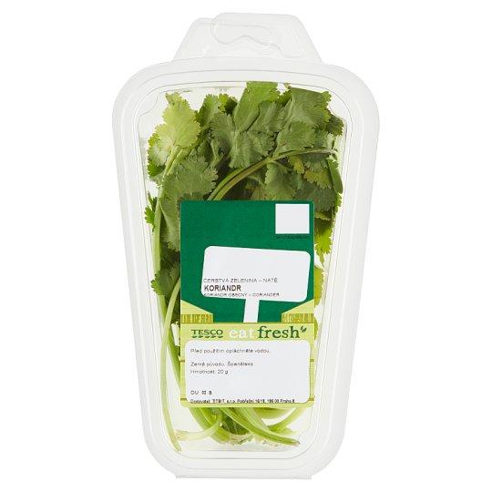 Tesco Eat Fresh Coriander 20g