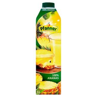 Pfanner 100% ananasová šťáva 1l