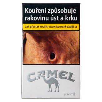 Camel White cigarety s filtrem 20 ks