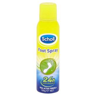 Scholl Deodorant sprej na nohy 100g